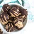 Gluten Free Peanut Butter Pretzel Energy Bites