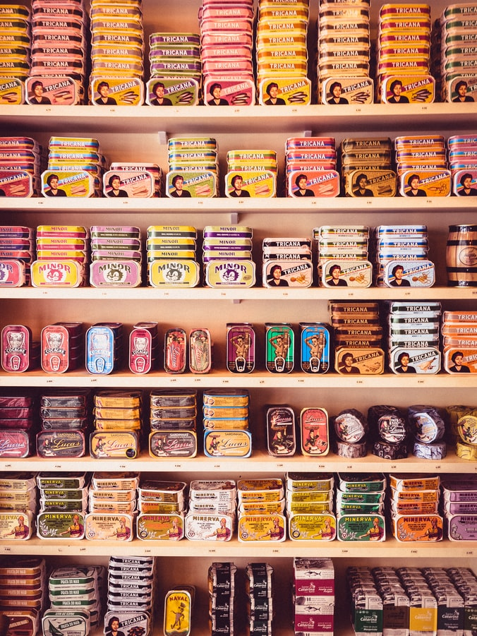 stand out on shelf with marketing and sales support