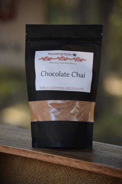 Chocolate Chai