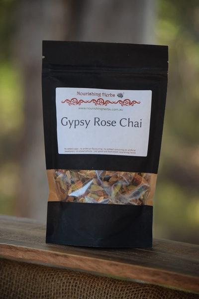 Gypsy Rose Chai