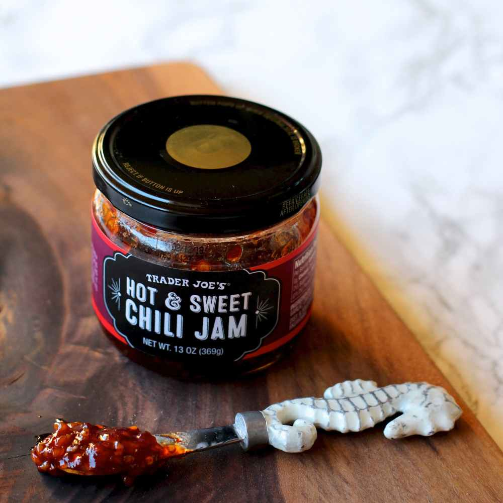 Trader Joe's Hot and Sweet Chili Jam Recipe | Nourishing Wild