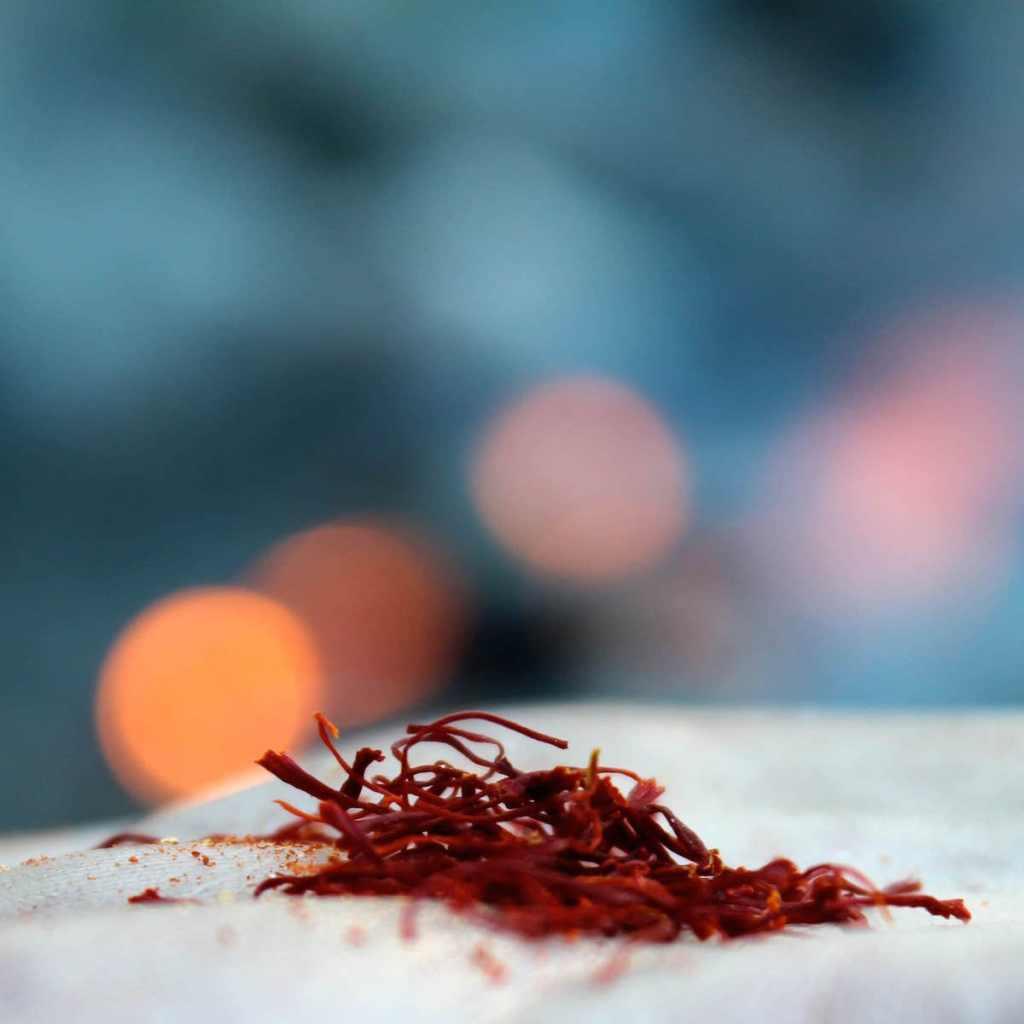 Saffron for Campfire Arroz Con Pollo / Chicken Paella Recipe   Nourishing Wild