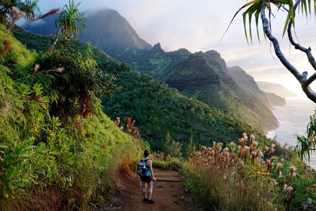 What to do on Kauai: Kalalau Trail Hile