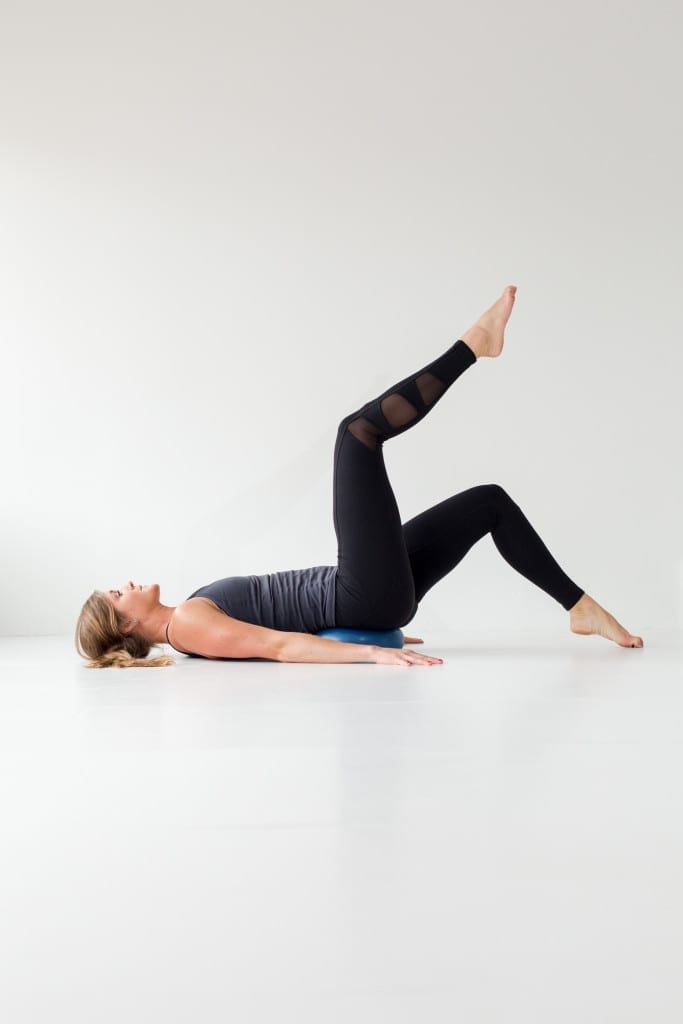 Lower Abs Exercises For Flat, Toned Stomach - Ab Workout -- www.nourishmovelove.com