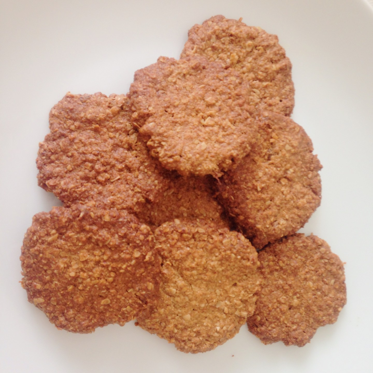Healthy Ginger Vegan Biscuit Recipe