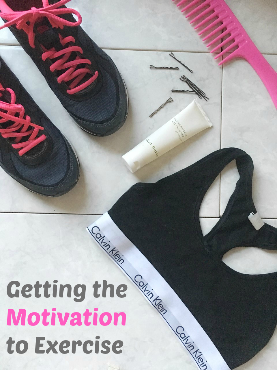 getting the motivation to exercise
