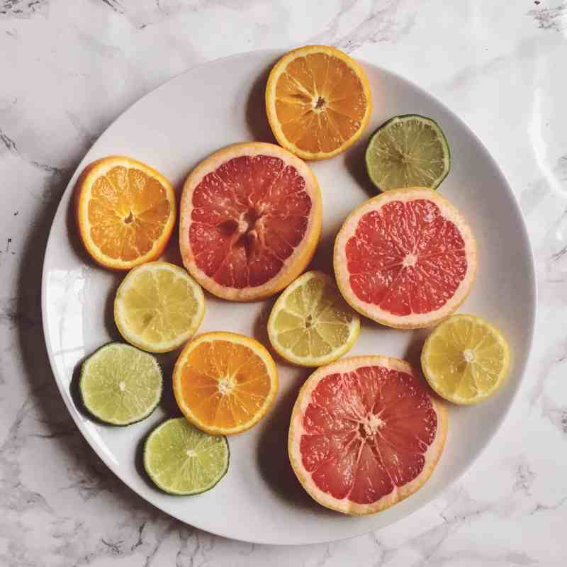 Why i start each day with citrus water