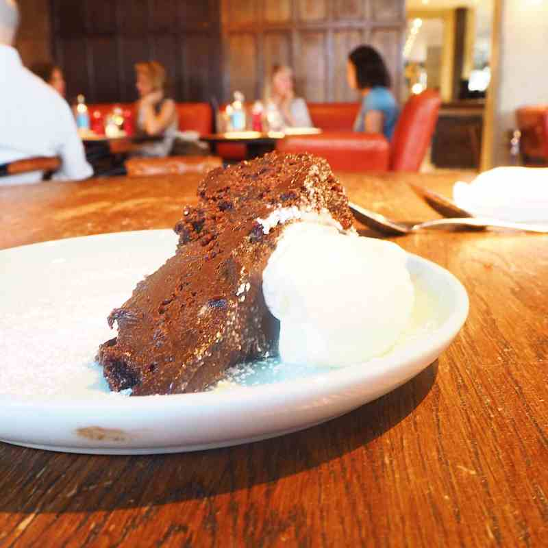 The Riding House Cafe London Restaurant Review- Dessert