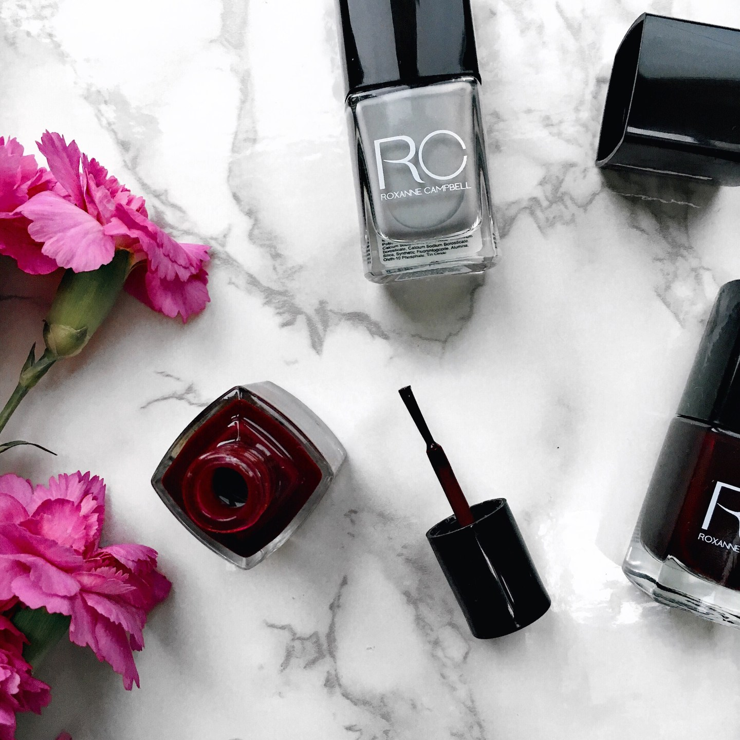 Roxanne Campbell Nail Lacquer Review + Giveaway