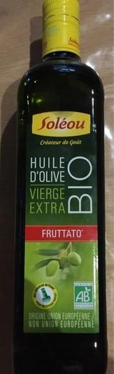 huile d'olive non ue