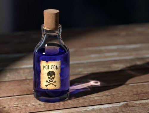 fiole de poison