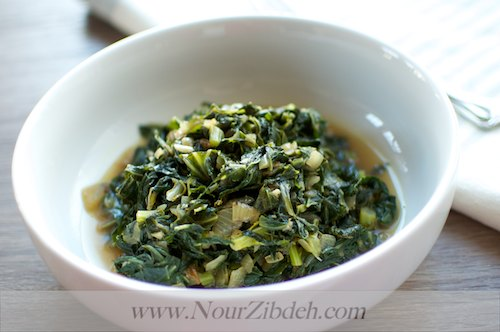 How to Cook Collard Greens 2