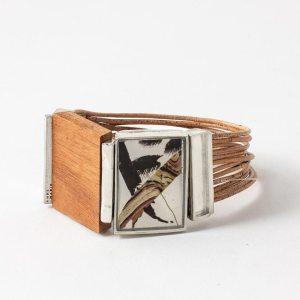 Bracelet Mayane fauve Chagnon