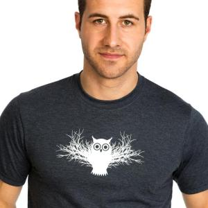 T-shirt hibou plb