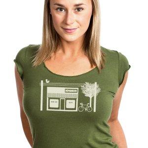T-shirt dépanneur femme plb