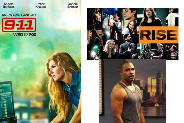Top 3 nouvelles séries US 2018 (mi-saison) : Rise, 911 et ...