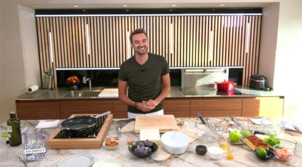 cuisine avec cyril lignac m6