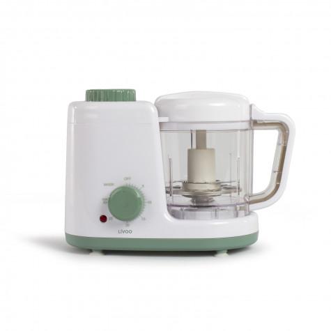 livoo robot mixeur cuiseur bebe 4en1