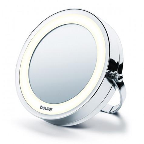 Beurer Miroir Grossissant Lumineux X5 Avec Fixation Mural Bs59 Vente Petit Electromenager Et Gros Electromenager
