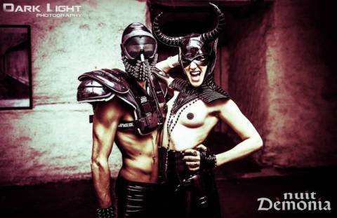 Photographe : Darklight - La Nuit Dèmonia 2013