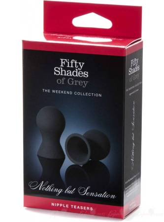 Pompe à tétons Fifty Shades of Grey Nothing But Sensation