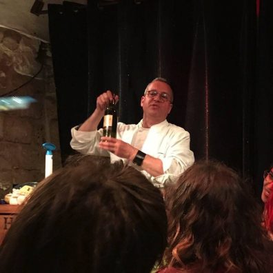 Sexo Académie : Cuisine coquine avec le chef Jérôme Marchand qui vient cuisiner chez vous - NXPL