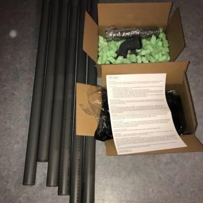 unboxing et montage du vacbed Eurocatsuits - Vacuum Bed - Vac Bed - NXPL