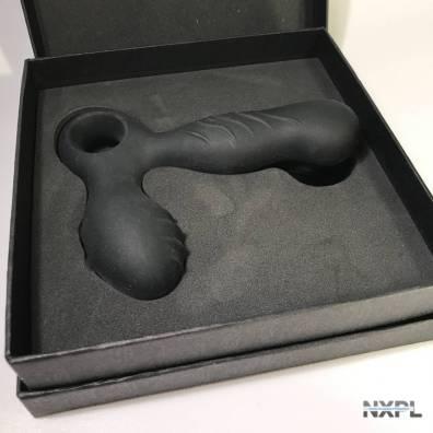 Test du Nomi Tang Spotty, masseur vibrant prostatique avec tête rotative - NXPL