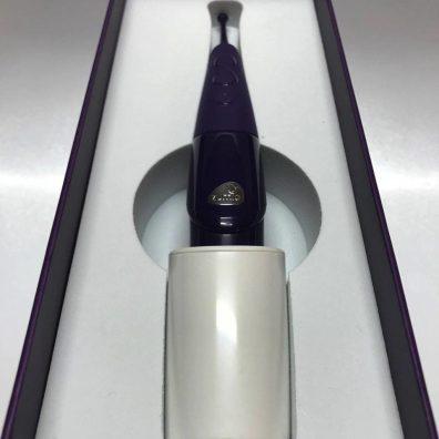 Test du stimulateur clitoridien Zumio - NXPL