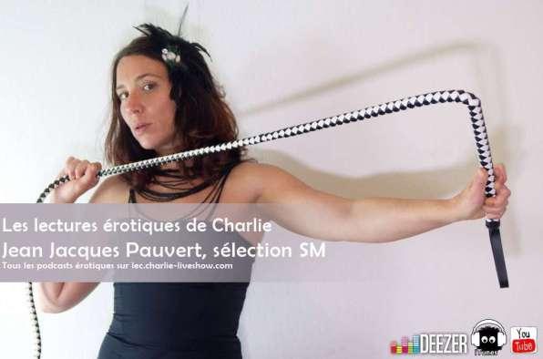 Les lectures érotiques de Charlie Liveshow - NXPL