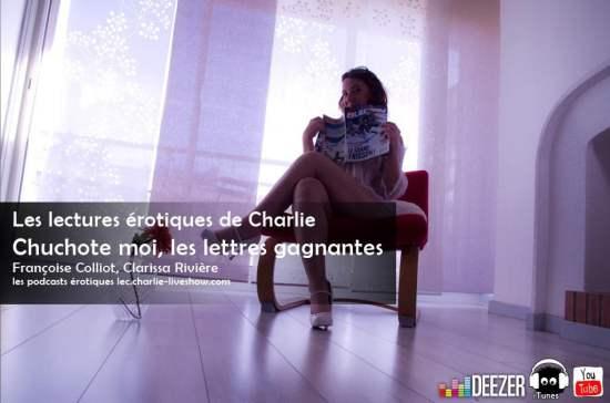 Lecture érotique de Charlie Liveshow - NXPL