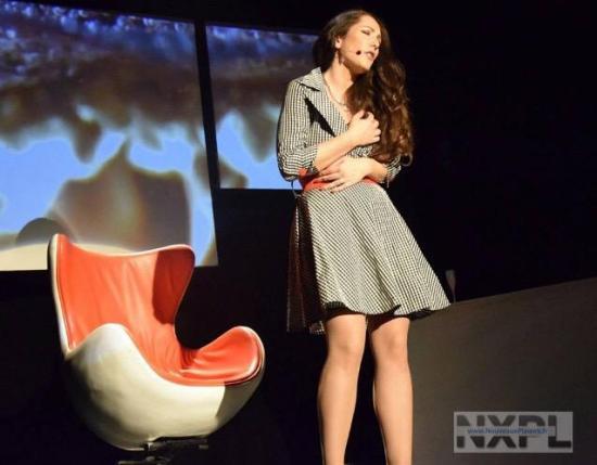 Le dernier spectacle de Mademoiselle A - NXPL