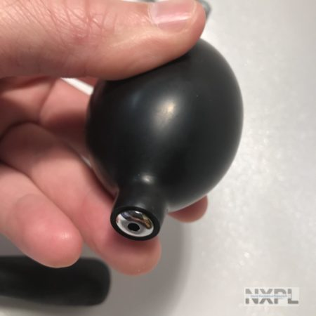 Test du ballon anal gonflable Pipedream Anal Fantasy Anal Expander - NXPL