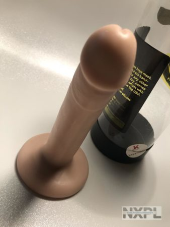 Test du Vixen Creations VixSkyn Spur, un godemichet ultra réaliste - NXPL