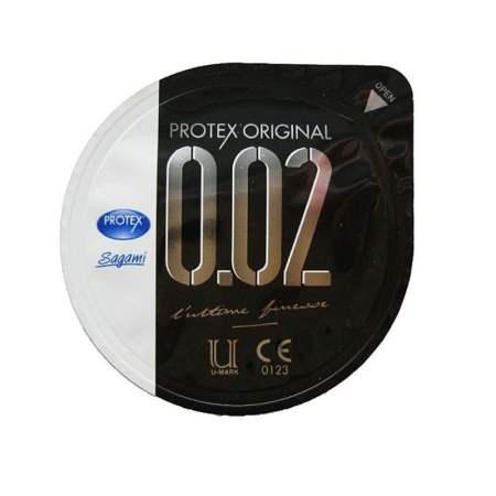 Test des préservatifs ultra fins Protex Original 0.02 - NXPL