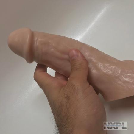 Test de la gaine pénienne Vixskin Colossus de Vixen Creations - NXPL
