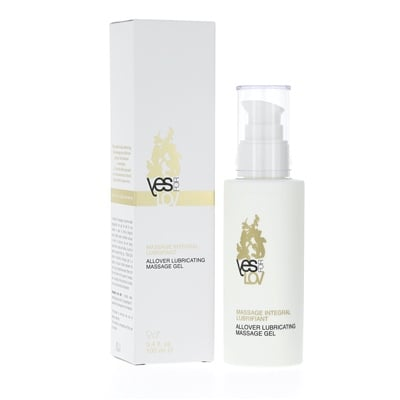 Test du Gel de Massage Intégral et Lubrifiant YesForLov