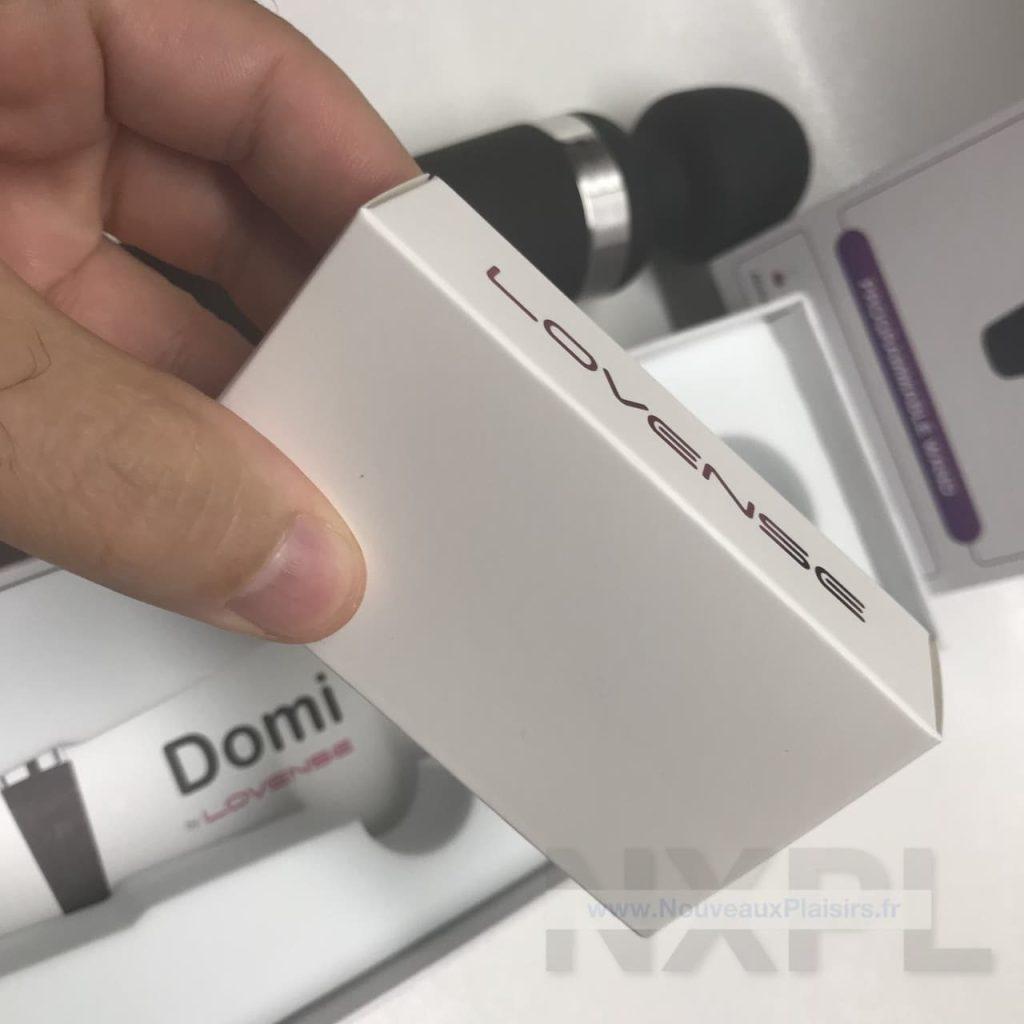 Test de la wand connectée Lovense Domi - NXPL