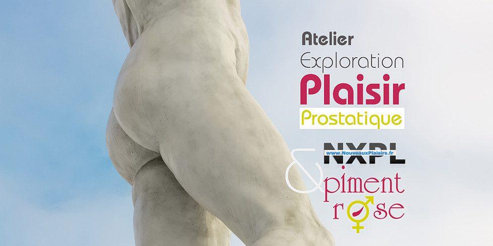Atelier plaisir prostatique - NXPL