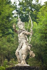Philosphie hinduistischer Gott