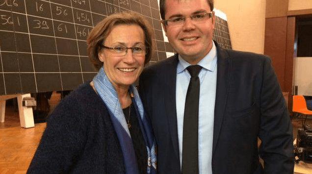 Le binôme Coulon-Charpentier élu!
