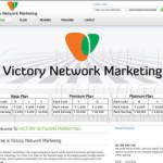 victory-network-marketing-website
