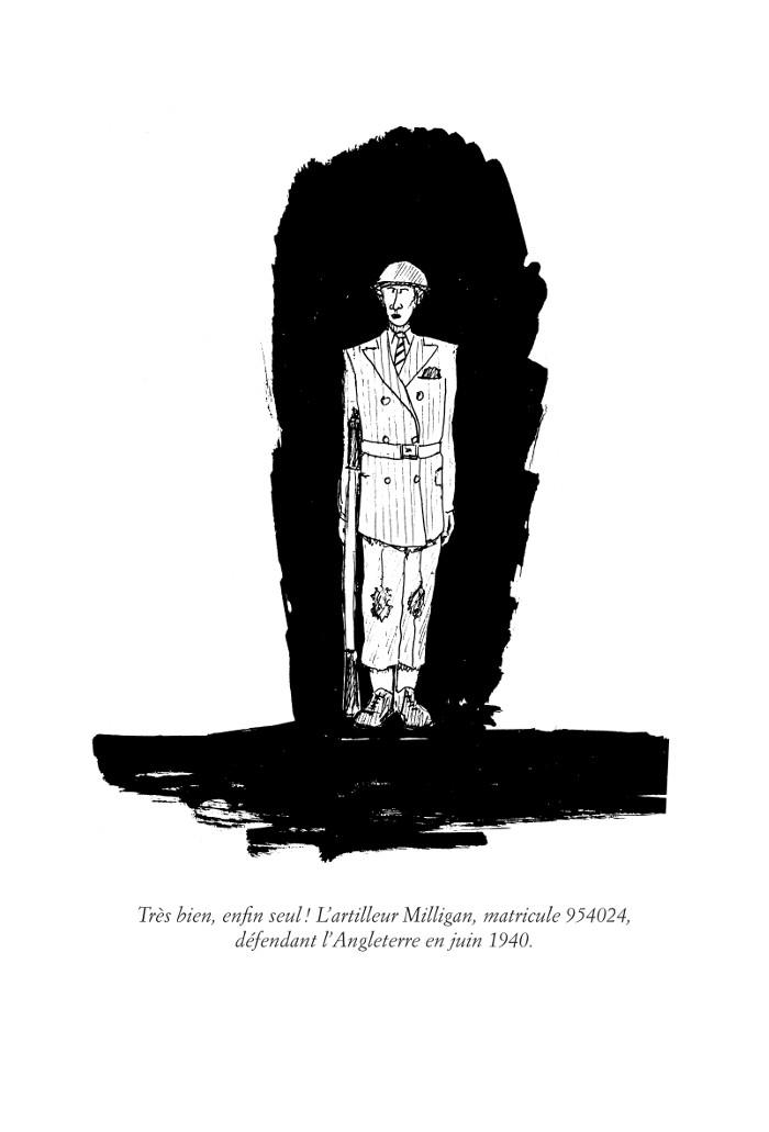 """Résultat de recherche d'images pour """"dessins spike milligan livre hitler"""""""