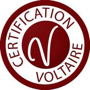 certification Voltaire