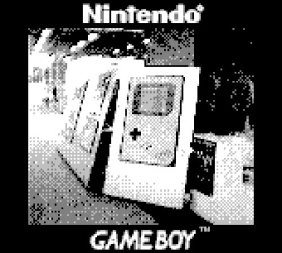 GameBoy Camera + Games Week 2013