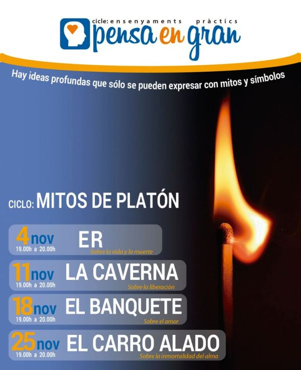 dia mundial filosofia 2015 barcelona platon