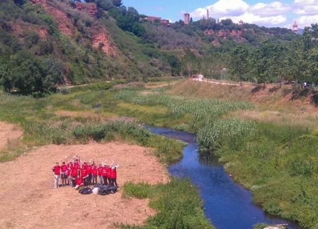 ecologia voluntariado acropolis