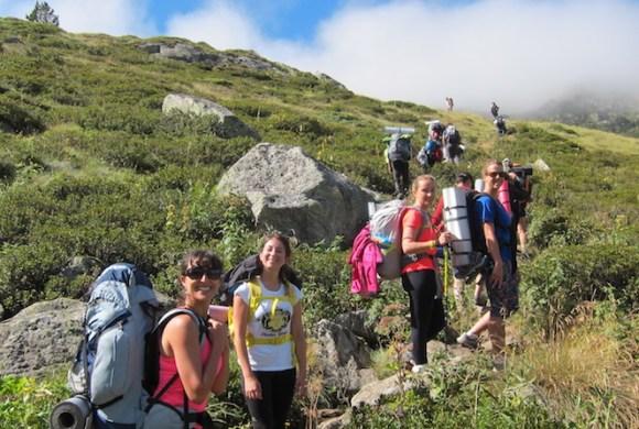 Excursiones y campamentos lúdico-formativos