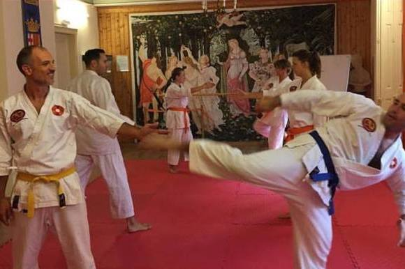 Institut Bodhidharma llança taller d'arts marcials a Nova Acròpolis Barcelona