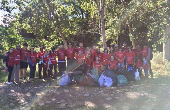 Domingo de voluntariado en Nueva Acrópolis Sabadell